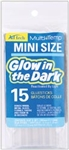 Glow In The Dark Mini Glue Sticks