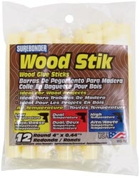All-Temp Wood Stik Glue Sticks (Pkg 12)