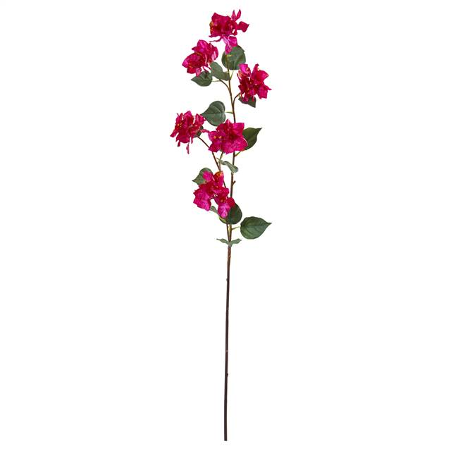 "47"" Bougainvillea Artificial Flower (Set of 4)"