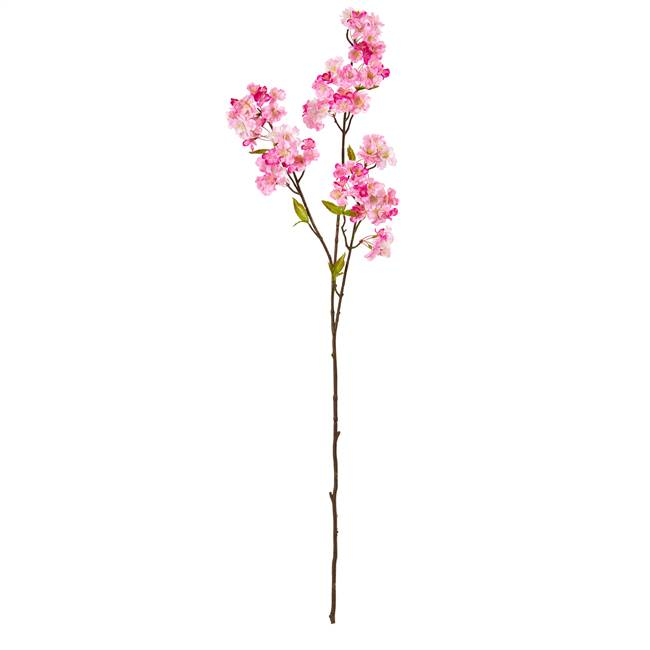 "47"" Cherry Blossom Artificial Flower Spray (Set of 4)"