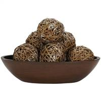 Decorative Balls (Set of 6)