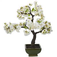 Cherry Blossom Bonsai Artificial Tree