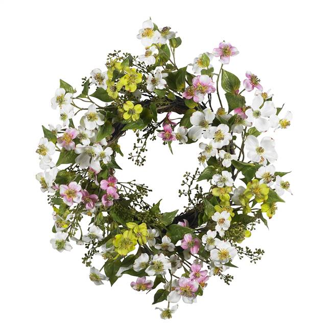"20"" Dogwood Wreath"