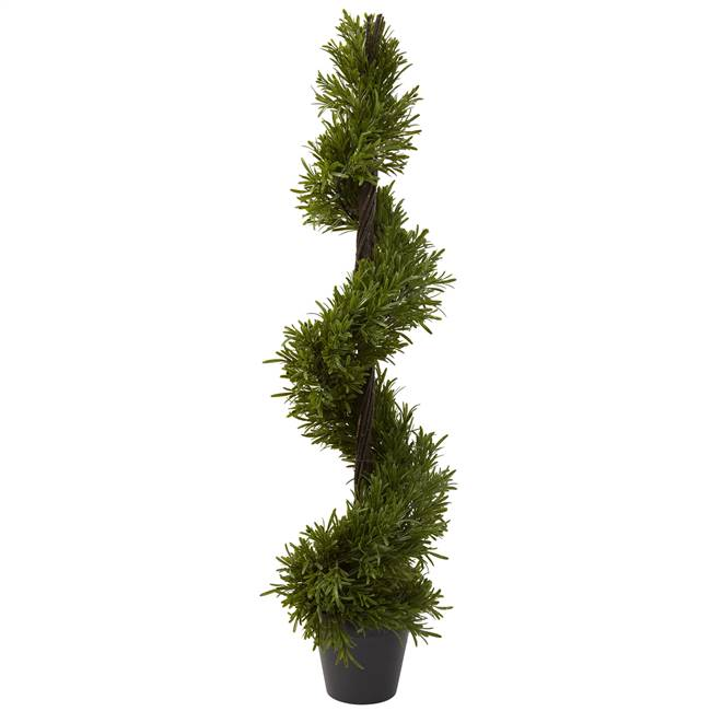 "39"" Rosemary Spiral Tree (In-door/Out-door)"