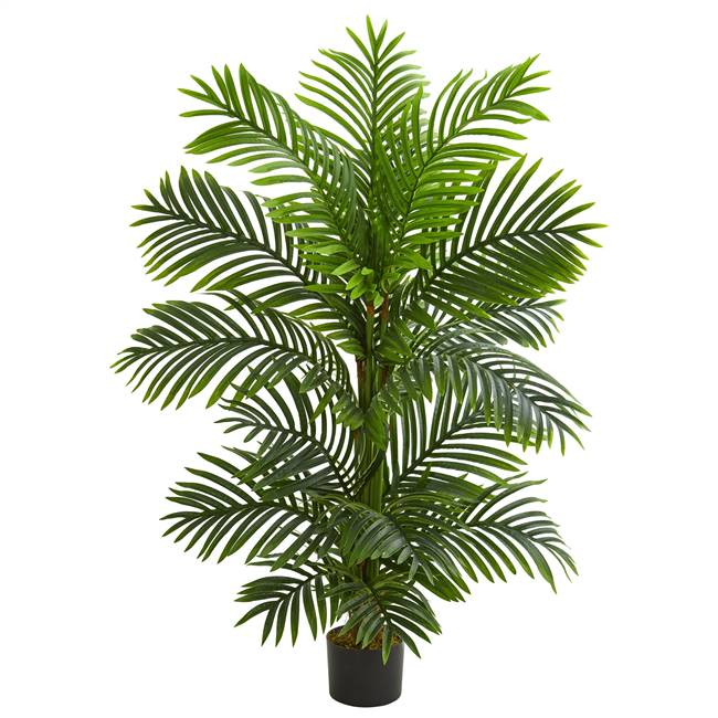4' Bamboo Palm Artificial Tree