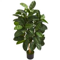 4' Oak Ficus Artificial Tree