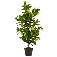 3' Lemon Artificial Tree