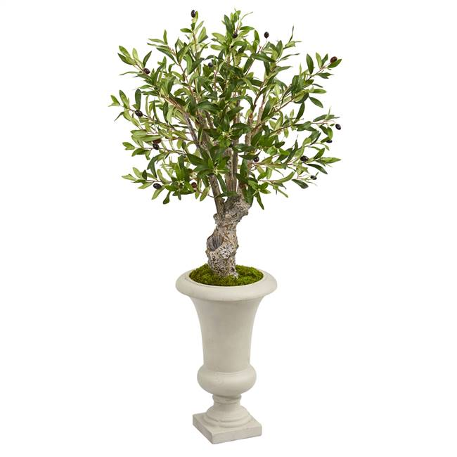 "40"" Olive Artificial Tree in Urn"