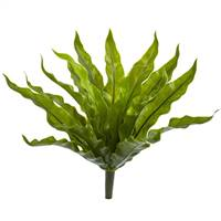 "9"" Birds Nest Fern Artificial Plant"