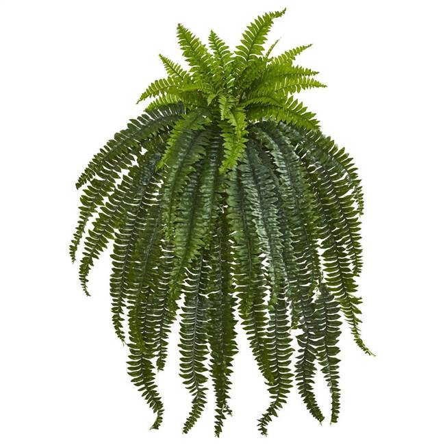 "46"" Boston Fern Artificial Plant"