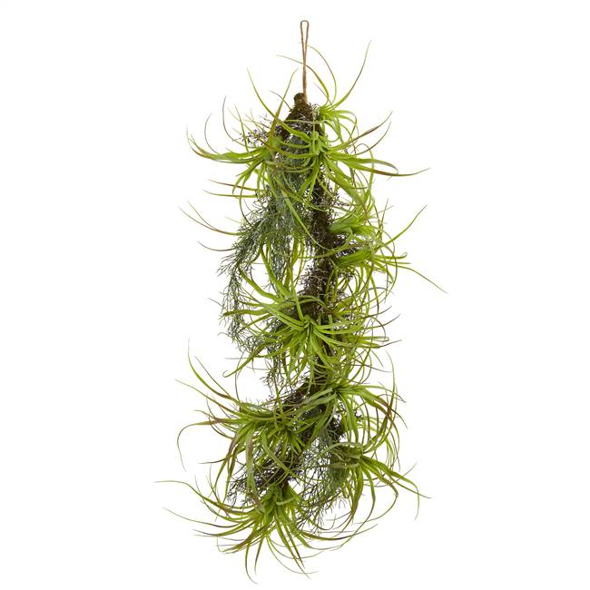 "48"" Air Plant Artificial Hanging Plant"