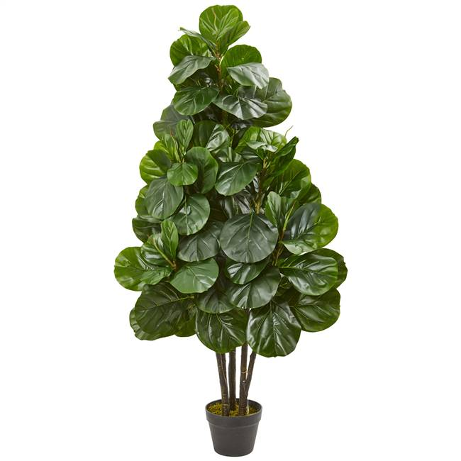 "52"" Fiddle Leaf Fig Artificial Tree"