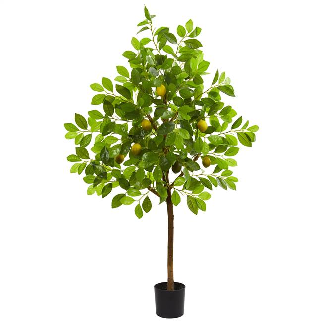 4' Lemon Artificial Tree