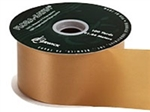 Ribbon #40 Gold Florasatin 100 Yd