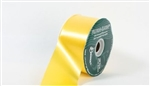 Ribbon #40 Yellow Florasatin Berwick 100 Yd