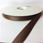 Ribbon #3 Satin Chocolate Berwick 100Yd Pk 1