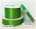 Ribbon #3 Satin Emerald 100 Yd Berwick Pk 1