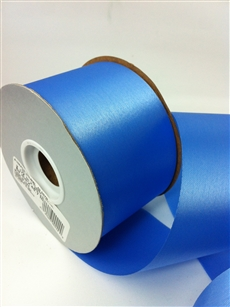 Ribbon #40 Satin Colombia Blue Berwick 50 Yd Pk 1