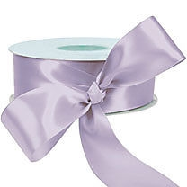 Ribbon #40 Satin New Lilac 50 Yd Pk 1