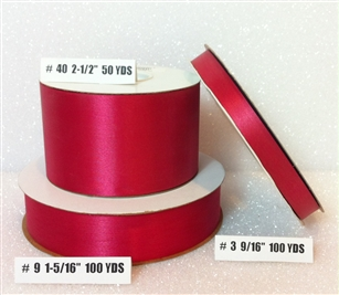 Ribbon #9 Satin Happiness Berwick 100Yd Pk 1