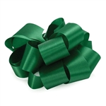 Ribbon #9 Satin Holiday Green Berwick 50 Yd Pk 1