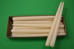 "12"" Taper Candle-Ivory (Pack of 12)"