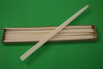 "16"" Taper Candle-Ivory (Pack of 12)"