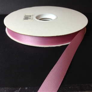 Ribbon #3 Satin Bengel Rose 100 Yd Pk 1