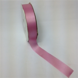Ribbon #9 Satin Bengal Rose 100 Yd Pk 1