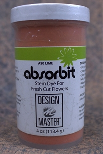 Design Master Absorbit Stem Dye - Lime