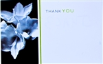 """Thank You"" Black and White Enclosure Card (pack of 50)"