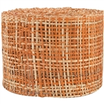"Ribbon Burlap Orange 2-1/2"" X 10 Yard"