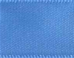 "Ribbon 1/8"" Capri Blue Double Face 337 50Yd"