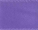 Ribbon 1/8'' Hyacinth Double Face Satin 50Yd