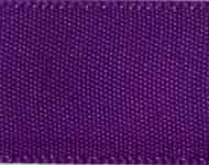"Ribbon 1/8"" Ultra Violet Double Face Satin 467 50Y"