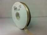 Ribbon #3 Ivory Double Face Satin  810 50Yds