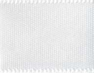 Ribbon #9 Off White Double Face Satin 000 50Yd