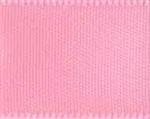 Ribbon #9 Pink Double Face Satin 150 50Yd