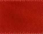 Ribbon #9 Red Double Face Satin 250 50Yd