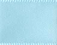 Ribbon #9 Light Blue Double Face Satin 305 50Y