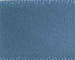 Ribbon #9 Antique Blue Double Face Satin 338 50Yd