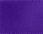 Ribbon #9 Purple Double Face Satin 465 50Yd