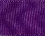 Ribbon #9 Ultra Violet Double Face Satin 467 50Y