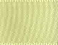 Ribbon #9 Baby Maize Double Face Satin 617 50Y