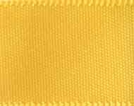 Ribbon #9 Maize Double Face Satin 650 50 Yd