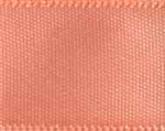 Ribbon #9 Peach Double Face Satin 720 50Yd