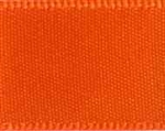 Ribbon #9 Russet Orange Double Face Satin 751 50Y