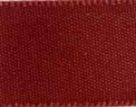 Ribbon #9 Rust Double Face Satin 780 50Yd