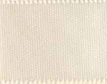 Ribbon #9 Cream Double Face Satin  815 50 Yd
