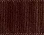 Ribbon #9 Brown Double Face Satin 850 50 Yd